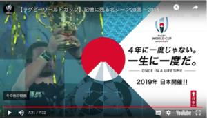 W杯2019テレビ放送